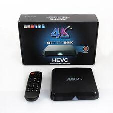 Android 4.4 Smart TV Box 2+8G M8s Amlogic S812 Quad Core Smart WiFi BT4.0 4K *2K