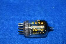 Western Electric 417A JW 5842 Audio Receiver Vacuum Tube Tested