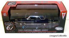 Hwy 61 > 1963 PONTIAC LEMANS COUPE 1/18 NEW!!