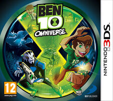 Ben 10 Omniverse Nintendo 3DS IT IMPORT D3 PUBLISHER