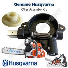 Genuine Husqvarna Oiler Assembly 505199906 & Worm Wheel 577601101   562XP
