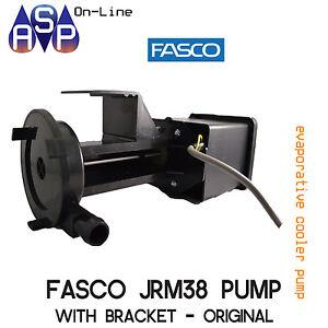 GENUINE FROM BONAIRE  FASCO JRM38 PUMP WITH BRACKET BONAIRE/CLIMATE - 6050812SP