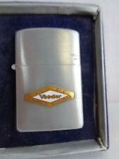 Vintage Tornado Cigarette Lighter- Veeder Oil & Gas Supplies Operators Advertise