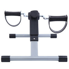 Portable Pedal Fitness Exerciser Cycle Leg/Arm w/ LCD Display Home Gym