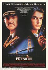 POSTER: MOVIE REPRO: PRESIDIO - FREE SHIPPING  #6232   RW24 0