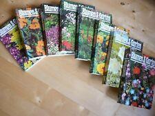 Blumen & Garten, Pflanzenenzyklopädie, Bertelsmann, 8 Bände