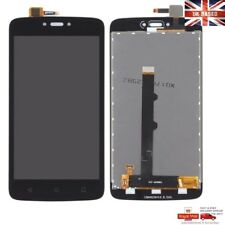 NEW Motorola Moto C XT1754 Replacement LCD Touch Screen Assembly Black UK STOCK