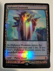 Magic: The Gathering | Hallowed Fountain | Zendikar Expeditions | EN | Near Mint