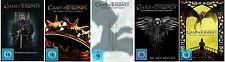 Game of Thrones Staffel 1-5 (1+2+3+4+5) DVD Set NEU OVP