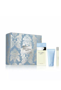 DOLCE & GABBANA - Light Blue 3-PC EDT Gift Set