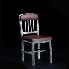 "Assembled Chair 1/6 Scale Plastic Model for 12"" Hot Toys"