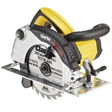Clarke CON185 185mm Circular Saw With Laser Guide 6462500