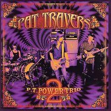 NEW P.T. Power Trio 2 (Audio CD)