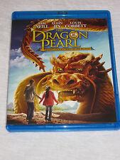 The Dragon Pearl (Blu-ray, DVD,  2009) Sam Neill, Li Lin Jin        LN