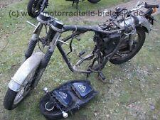 Honda CB 250 350 450 K 5 Front-Fender Vorderrad-Schutzblech -Kotflügel Chrom vo.