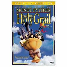 Monty Python and the Holy Grail (2001, 2-Disc Widescreen Special Edition)...NEW