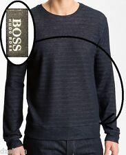 NWT Hugo Boss Black Label Luxurious Lightweight Knit Pullover Sweater Sz XXL