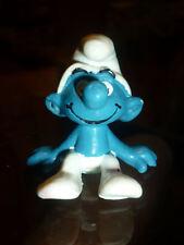 PUFFO 20026 SEDUTO puffi peyo smurfs soprammobili Schleich giochi vintage toy