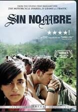 Sin Nombre (DVD, 2009)