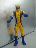 "Wolverine Hasbro Titan Hero 11"" Action Figure, X-Men Marvel Comics 2013"