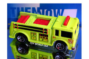 1995 Hot Wheels Then & Now Collection Fire Eater Target Exclusive