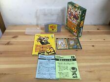 Used Nintendo DONKEY KONG 64 Japanese Nintendo64 w/Box Manual