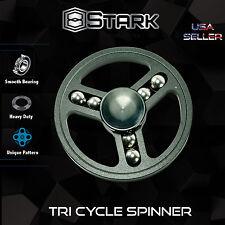 Fidget Dito Spin Spinner messa a fuoco ibrido in ceramica acciaio EDC CUSCINETTO stress condizioni