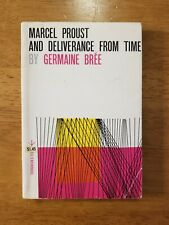 1955 MARCEL PROUST AND DELIVERANCE FROM TIME GERMAINE BREE