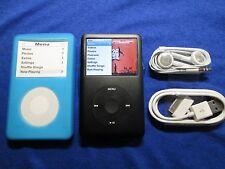 Apple iPod classic 6th Generation Black 80 GB  (Refurbished) 30 Day Warranty