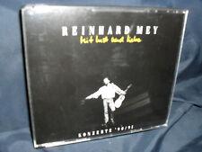 Reinhard Mey - Mit Lust Und Liebe -Konzerte '90/91 -2CD-Box