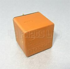 Vauxhall Saab Engine Cooling AC Brown 5 PIN relay 90491314 Bosch 0332209136