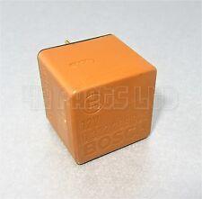 OPEL SAAB Motorkühlung AC braun 5-polig Relais 90491314 BOSCH 0332209136