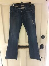Womens William Rast Ultra Low Rise Jeans Size 27
