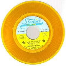 Country Mama Annie - Who Do You Think You're Foolin' / That's The Way It Is