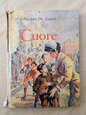 CUORE-EDMONDO DE AMICIS-EDITORE GARZANTI 1966-