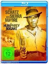 Der Schatz der Sierra Madre [Blu-ray] Humphrey Bogart * NEU & OVP *