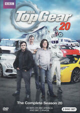 Top Gear - The Complete Season 20 New DVD