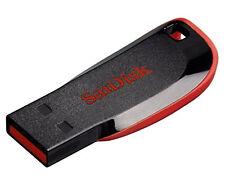 Sandisk Cruzer Blade 32GB USB 2.0 Flash Drive SDCZ50-032G-B35