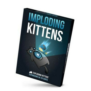 Exploding Kittens – Imploding Kittens Edizione in Italiano
