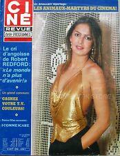 Ciné Revue n°50 - 1979 - Robert Redford - Sylvester Stallone - J.P Belmondo
