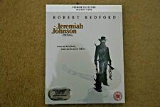 BLU-RAY JEREMIAH JOHNSON PREMIUM EDITION   BRAND NEW SEALED UK STOCK