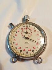Vintage Elgin lever 7 jewels stopwatch 1/10th second parts/repair