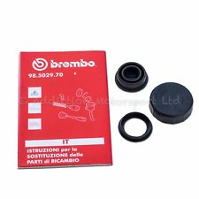 Genuine Brembo Cover for 15ml Clutch and Rear Brake Reservoir Bottle 110430880