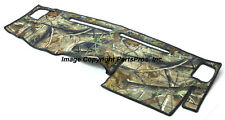 NEW Realtree AP Camo Camouflage Dash Mat Cover / FOR 05-14 FRONTIER 05-13 XTERRA