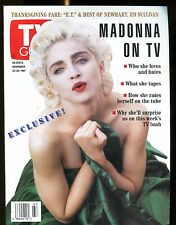 TV Guide Magazine November 23-29 1991 Madonna EX No ML 122016jhe