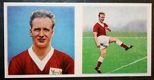Nottingham Forest    Vintage 1960 Colour Card  ## EXC