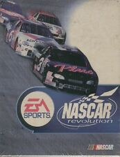 NASCAR REVOLUTION pc no need for speed NFS f1cdrom NEW big box SIGILLATO