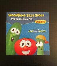 Veggie Tales Silly Songs Personalized Album MP3 Digital Download - NAME 40+ X's