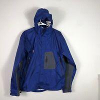Mountain Hard Wear Conduit DT Rain Jacket Men's Medium Blue Jacket