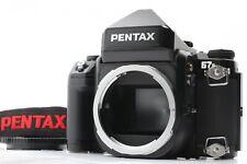 [N MINT] Pentax 67 II AE Finder Medium Format Film Camera Body From JAPAN a143